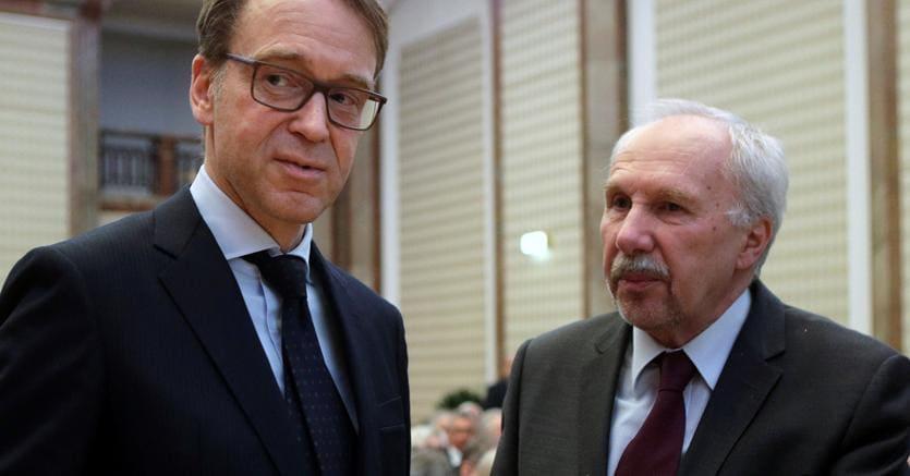 Portavoce Bce dice che opinioni Nowotny sono personali