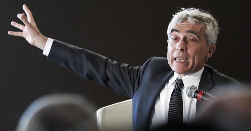 Il presidente dell'Inps Tito Boeri (foto Ansa)