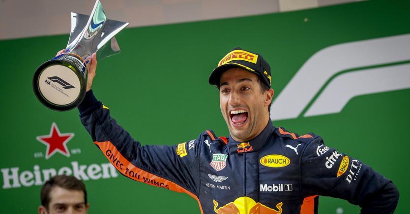 Daniel Ricciardo  (Epa)