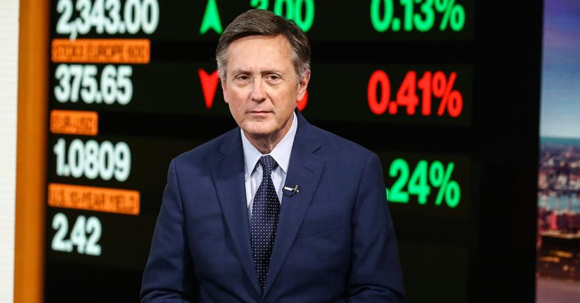 Richard Clarida (Bloomberg)