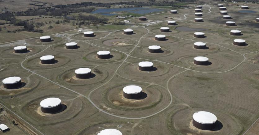 USA: diminuiscono più del previsto le scorte di petrolio settimanali