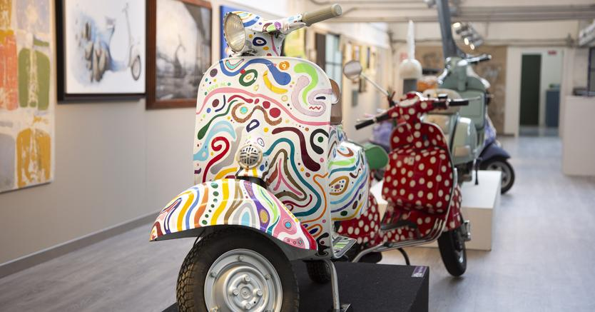 Vespa Primavera, i primi cinquant'anni si festeggiano nel museo rinnovato