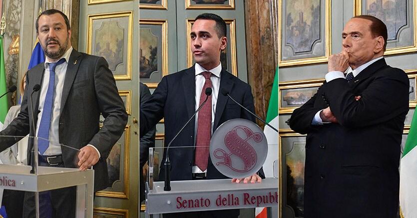 Berlusconi: Con il Pd nessun contatto