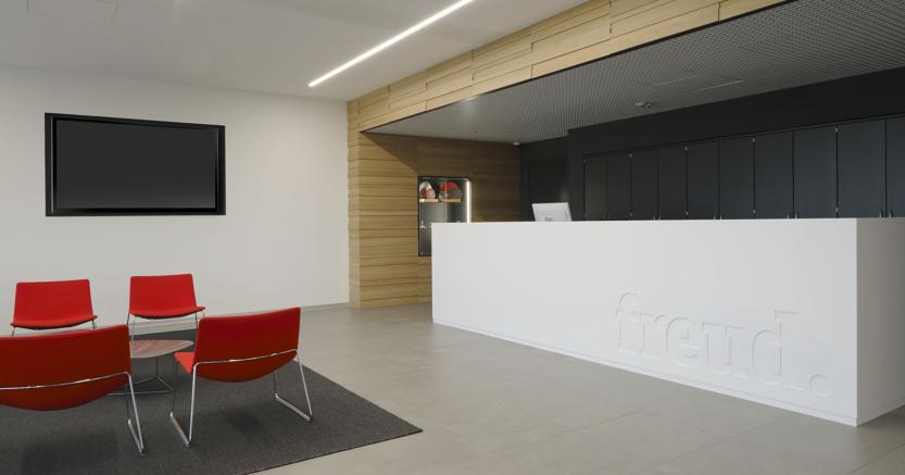 Ufficio Casa Pavia : Più creativo e «ispirato a udine l ufficio modello di bosch il