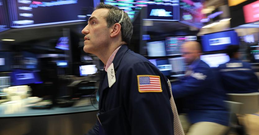 Wall Street chiude in rialzo, grazie a trimestrali oltre le attese