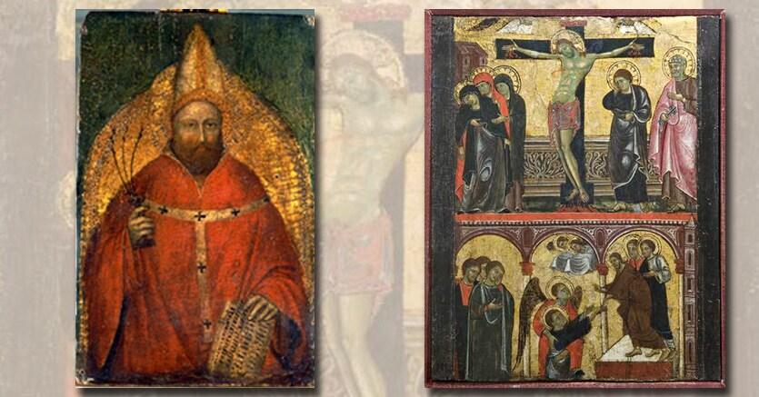 Recuperato il Sant'Ambrogio rubato dalla Pinacoteca di Bologna