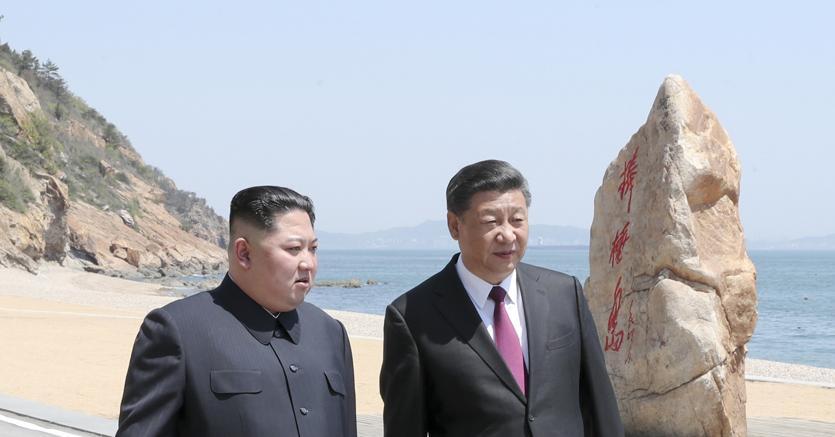 Cina-Nordcorea, incontro tra Xi e Kim