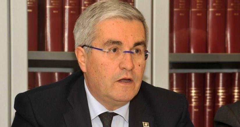 Il neo sindaco leghista di Udine Pietro Fontanini