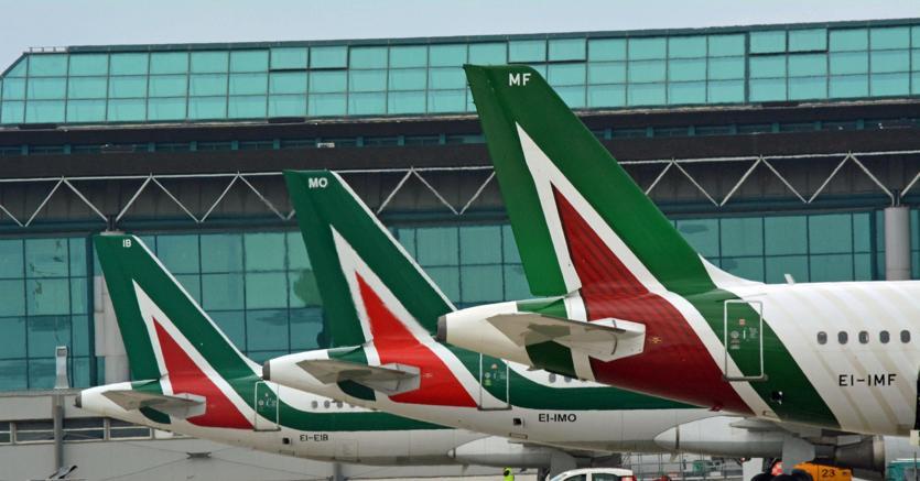 Alitalia, in cassa a fine aprile 769 milioni di euro