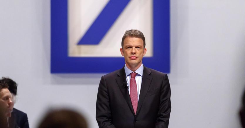 Deutsche Bank verso un taglio di 10 mila posti di lavoro