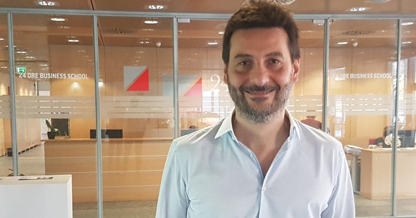 Daniele Bei, dall'estate scorsa managing director di Ticketmaster Italia