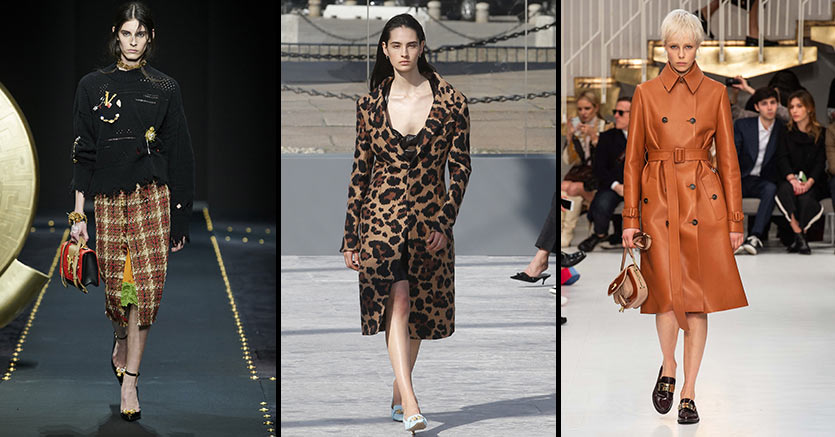 Versace, Bottega Veneta e Tods