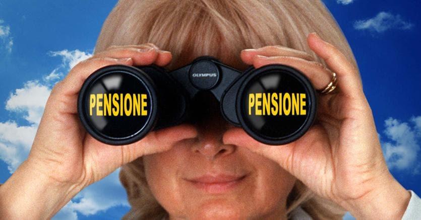 """Nelle prime tre settimane di sperimentazione, """"quota 100"""" ha superato di slancio 60mila domande di anticipo pensionistico. Una valanga di richiesta che non ha pari nelle statistiche delle ultime riforme previdenziali (foto imagoeconomica)"""