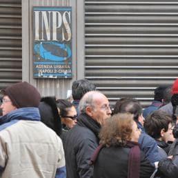 """Saranno soprattutto over 63enni i lavoratori ad uscire quest'anno con una pensione anticipata da """"quota 100"""" (foto Ansa)"""