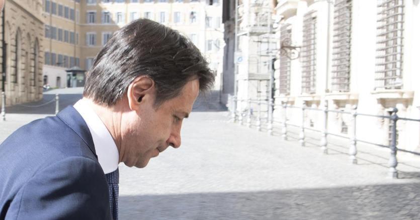 Il presidente del Consiglio Giuseppe Conte (nella foto Ansa) ha chiarito che la sua esperienza termina con questo governo