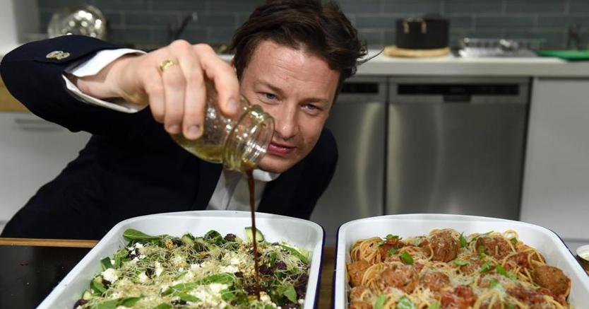 Jamie Oliver (Epa)
