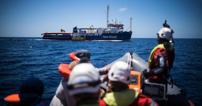 La Seawatch (Ansa)