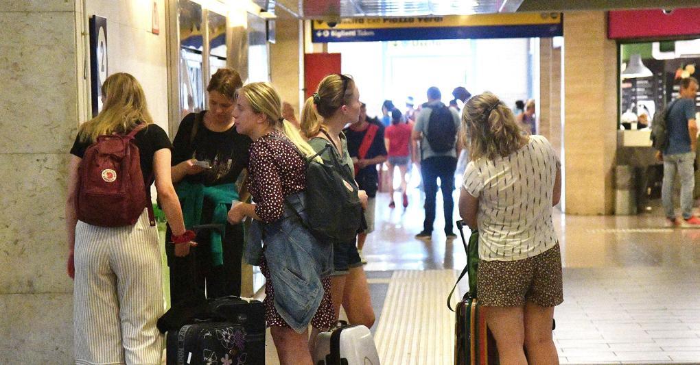 Manca il personale: 23 treni cancellati in Liguria