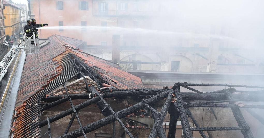 Incendio alla Cavallerizza di Torino. Storia del gioiello Unesco «conteso»