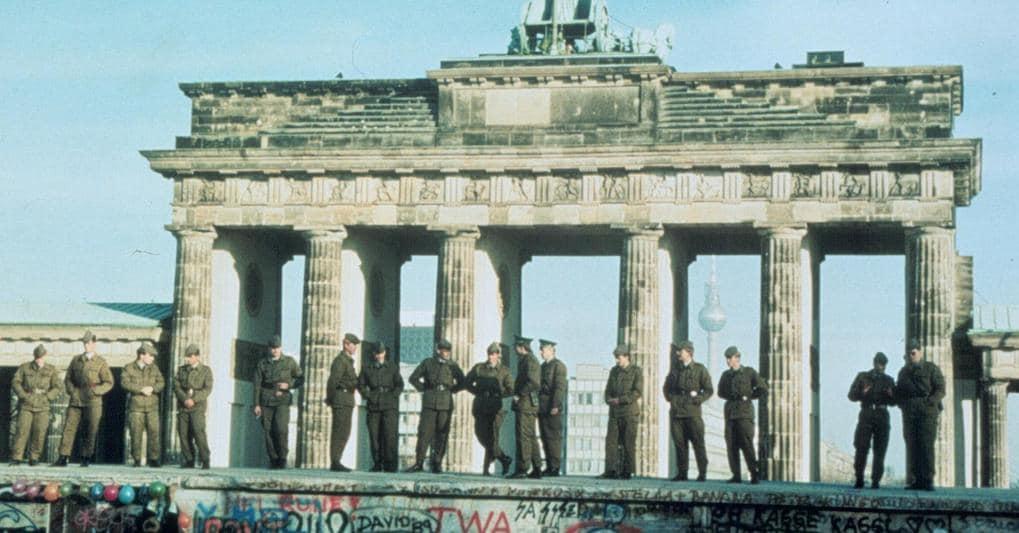 Berlino, la caduta del Muro e l'illusione di Gorbaciov