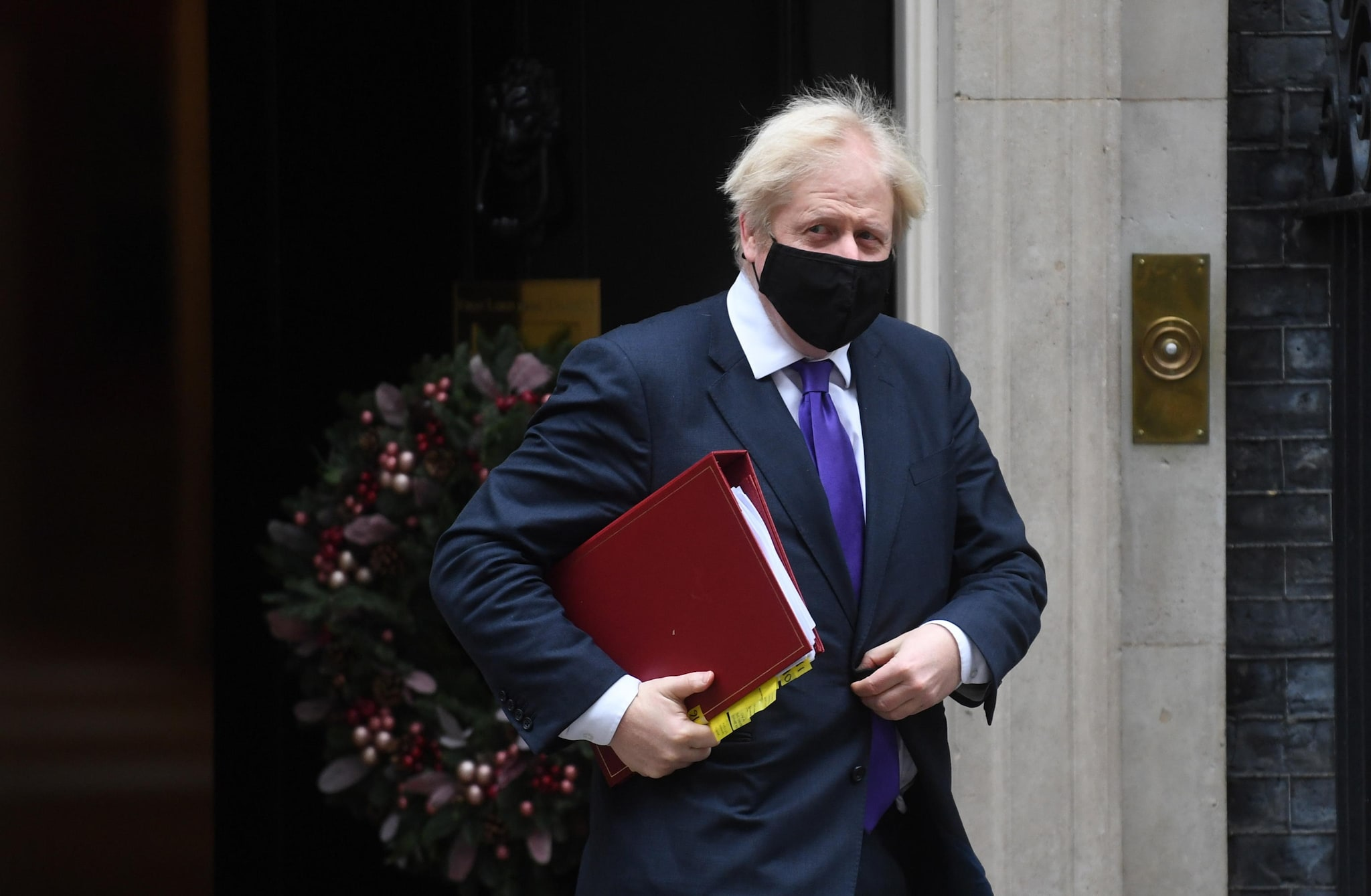Boris Johnson (Epa)