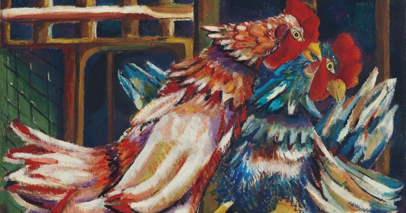 Pittura Moderna Americana.La Pittura Cubana Moderna Sugli Scudi Da Christie S