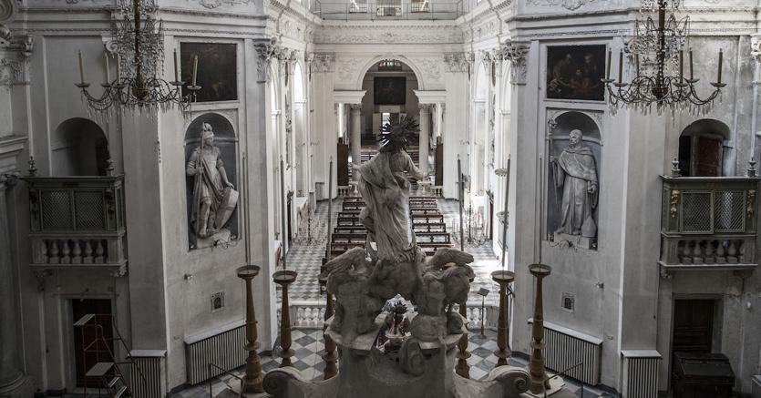 L'Albergo dei Poveri a Genova, Courtesy FAI - Fondo Ambiente Italiano
