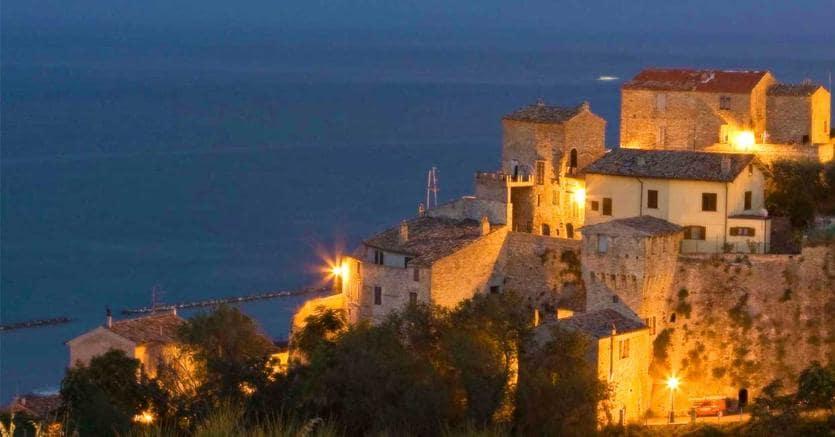 Week end romantico/ Notte Romantica nei Borghi più belli delle Marche