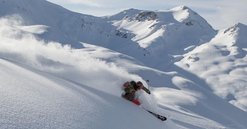 Week end sulla neve / A Livigno per la prima free ride di stagione