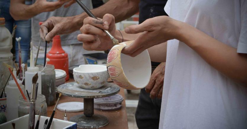 Le ceramiche di Montelupo nei musei di tutto il mondo