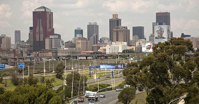 Johannesburg (Corbis)