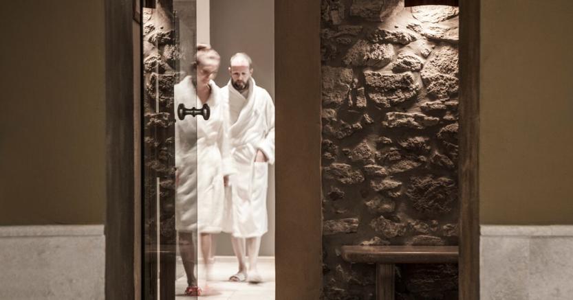 Albergo posta marcucci bagno vignoni toscana - Bagno vignoni hotel posta marcucci ...