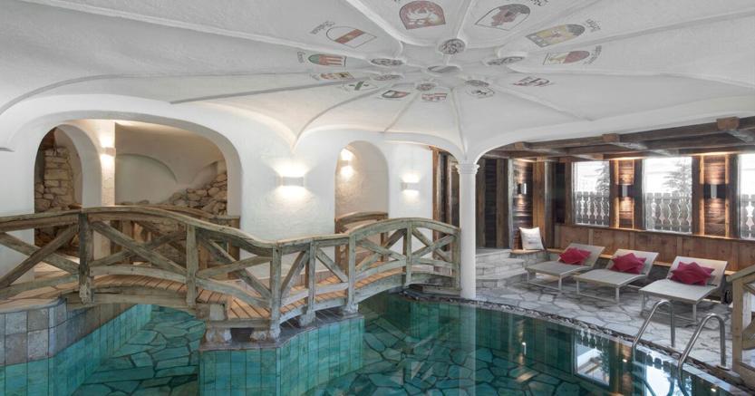Hotel Dolomiti La Villa Corvara