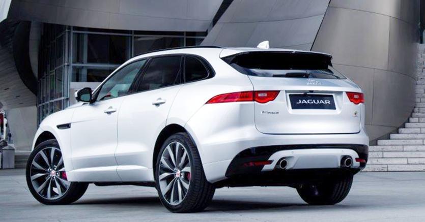Jaguar F Pace Il Nuovo Suv Inglese Punta Sul Premium
