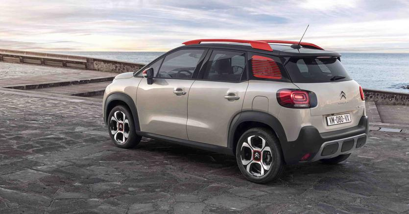 suv e crossover citroen c3 aircross per ora c 39 la special edition. Black Bedroom Furniture Sets. Home Design Ideas
