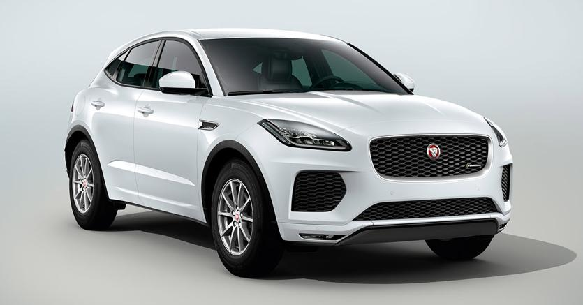jaguar e pace il secondo crossover della casa britannica. Black Bedroom Furniture Sets. Home Design Ideas