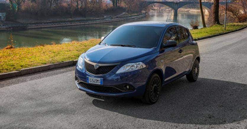 Lancia ypsilon da 17.140 euro a 19.440 euro