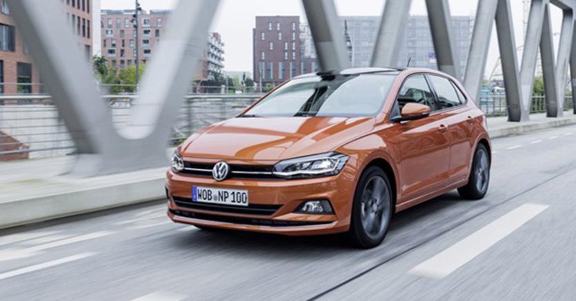 Volkswagen polo da 16.600 euro a 19.950 euro