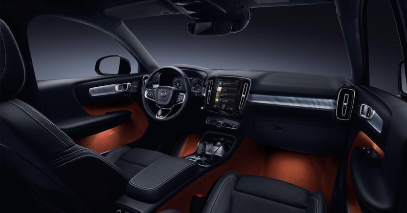 Volvo Xc40 Connettivit E Condivisione