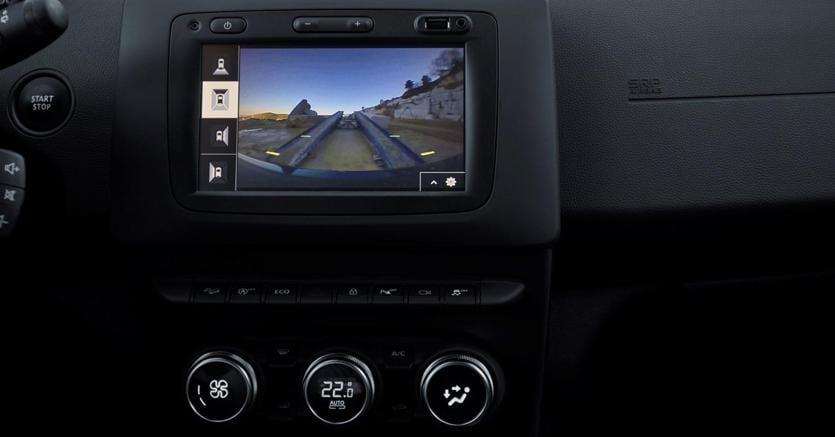 Dacia duster tecnologia mai vista prima for Duster interni