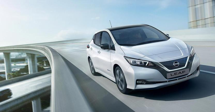 Schemi Elettrici Renault : Auto elettriche nissan leaf è lelettrica più venduta al mondo