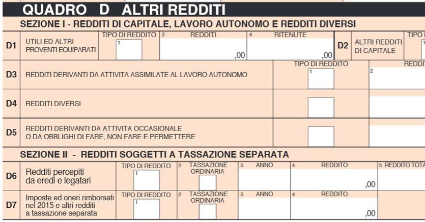 Precompilata 2016 la tassazione del rimborso for 730 precompilato accedi