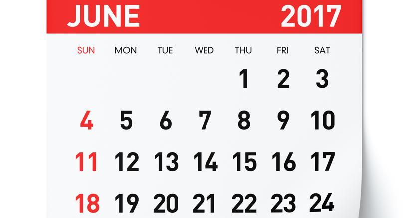 Sparisce il tax day scadenze in due tranche for Irpef 2017 scadenze
