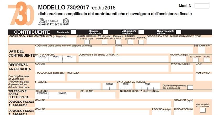 Le trappole del 730 familiari a carico for 730 precompilato 2017