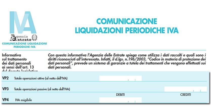 Liquidazioni iva i fornitori con lo split payment - Iva 4 costruzione prima casa agenzia entrate ...