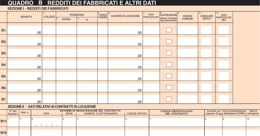 3/16 Le Trappole Del 730: Redditi Dei Fabbricati