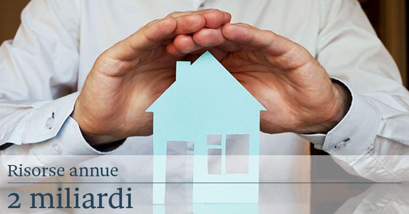 I tasselli di casa italia prevenzione for Progettista di piano casa online