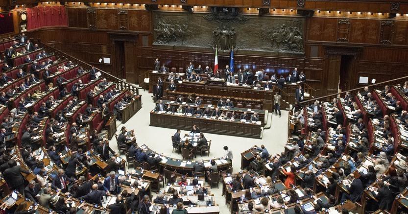 Come cambia il parlamento for Composizione del parlamento