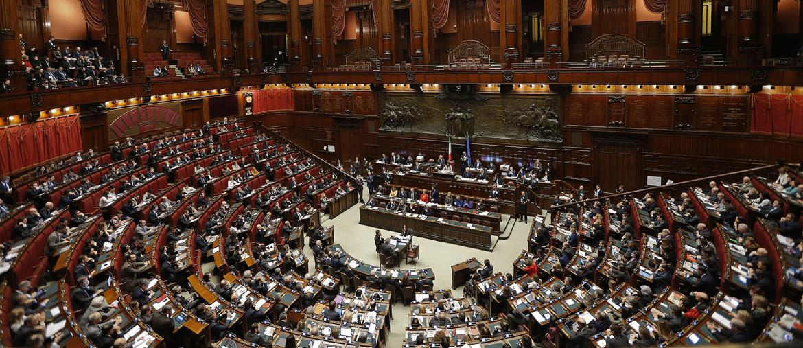 Legge elettorale tante sigle in parlamento e cresce la for Camera dei deputati on line