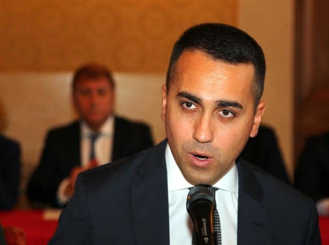 Il vicepremier e ministro dello Sviluppo Economico Luigi Di Maio (Ansa)